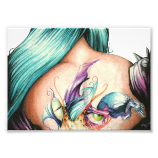 Saras Tattoo_Print Fotodruck