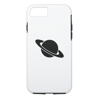 Saturn-Piktogramm iPhone 7 Fall iPhone 8/7 Hülle