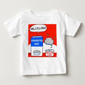 Säubern Sie lustiges evangelisches christliches Baby T-shirt