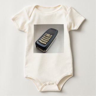 Säuglings-Bio beweglicher Strampler
