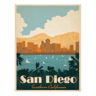Save the Date | San Diego, CA Postkarten