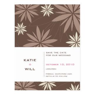 SAVE THE DATE:: Vitalität Postkarte
