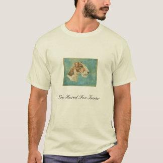 Scan0002_002_002, Draht-behaarter Foxterrier T-Shirt