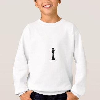Schach-König Sweatshirt