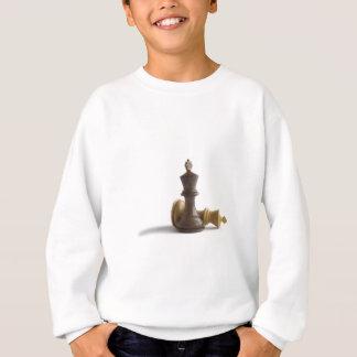 Schach-Spiel vorbei Sweatshirt