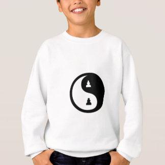 Schach Spieler Sweatshirt