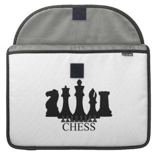 Schach-Stücke Macbook Prohülse Sleeves Für MacBooks