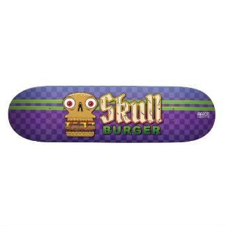 Schädel-Burger 20,1 Cm Skateboard Deck