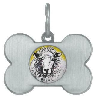 Schafe Tiermarke