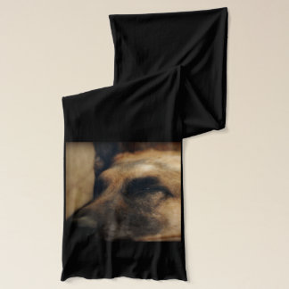 Schäferhund Schal