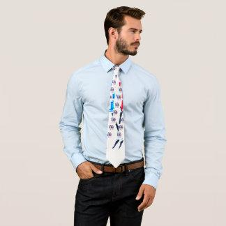 Schaffen Sie Ihr eigenes buntes Hakuna Matata Personalisierte Krawatten