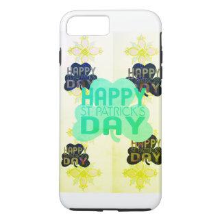 Schaffen Sie Ihren eigenen einfachen glücklichen iPhone 8 Plus/7 Plus Hülle