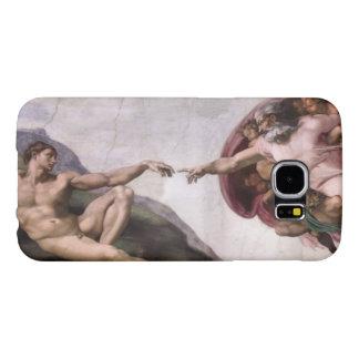 Schaffung von Adam durch Buonarroti Michelangelo