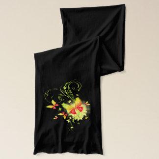 Schal der Schmetterlings-Kunst-5A