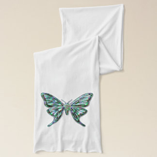 Schal des Schmetterlings-2