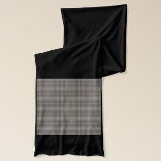 Schal mit gemischtem TonTartan