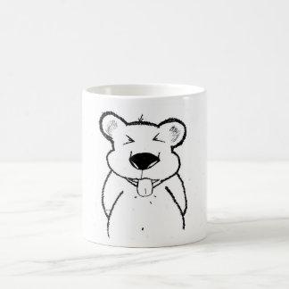 Schale - unhöflicher Bär Tasse