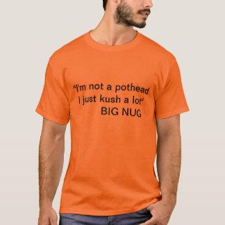 """Schalter - """"nicht eine Kiffer"""" großes Nug T-Shirt"""