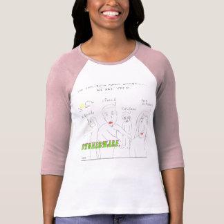"""Schalter - """"Zombie-Wahrheit """" T-Shirt"""
