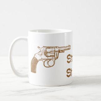 Scharfschütze Kaffeetasse