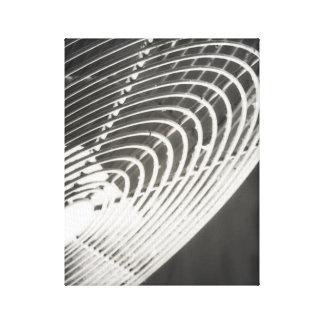 Scheunen-Fan-rustikale industrielle Leinwanddruck