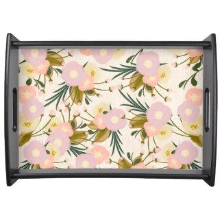 Blumen Tabletts