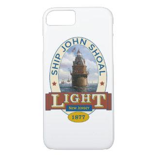 Schiffs-John-Masse-Leuchtturm iPhone 8/7 Hülle