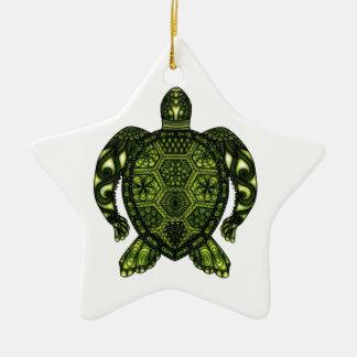 Schildkröte 2b keramik ornament