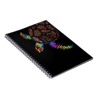 Schildkröte Notizbuch