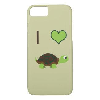 Schildkröten des Herzens I iPhone 7 Hülle