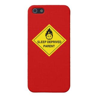 Schlaf beraubtes Elternteil Hülle Fürs iPhone 5