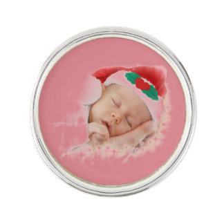 Schlafendes Sankt-Baby Anstecknadel