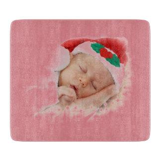 Schlafendes Sankt-Baby Schneidebrett