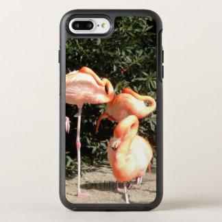 Schlafenflamingos OtterBox Symmetry iPhone 7 Plus Hülle