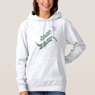 Schlagball-Tennis mit Kapuze Sweatshirt