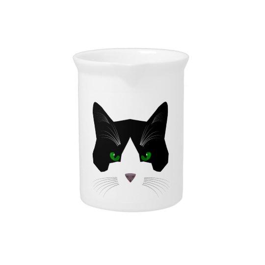 Schläger-Katzen-Krug Getränke Pitcher