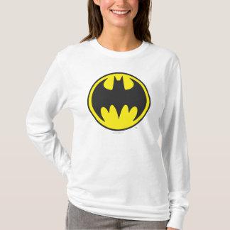 Schläger-Kreis-Logo Batman-Symbol-| T-Shirt