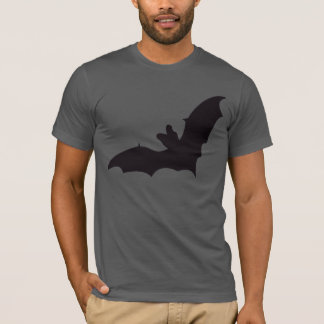 Schläger-Tier-Vintager hölzerner Stich T-Shirt