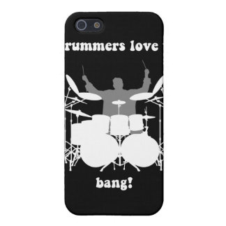 Schlagzeuger iPhone 5 Schutzhülle