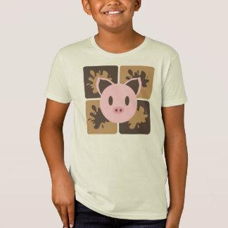 Schlamm-Schwein T-Shirt