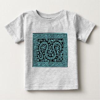 Schlange 2Tone platsch Hemd