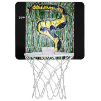 Schlangenkunst Mini Basketball Ringe