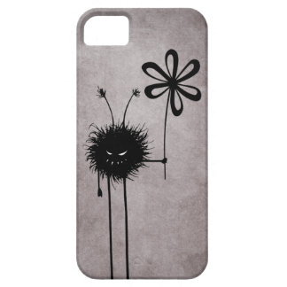 Schlechte Blumen-Wanze Vintag iPhone 5 Etui