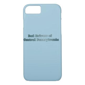 Schlechte Fahrer zentralen PA iPhone 7 Falles iPhone 8/7 Hülle