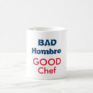 Schlechte Hombre gute Kochs-Tasse Tasse