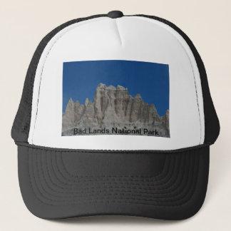 Schlechte Land-Nationalpark South Dakota Truckerkappe