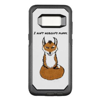 Schlechter Fox-Telefon-Kasten OtterBox Commuter Samsung Galaxy S8 Hülle