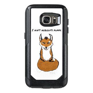 Schlechter Fox-Telefon-Kasten OtterBox Samsung Galaxy S7 Hülle