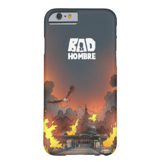Schlechter Hombre iPhone Fall Barely There iPhone 6 Hülle