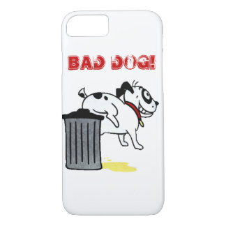Schlechter Hund! iPhone 8/7 Hülle